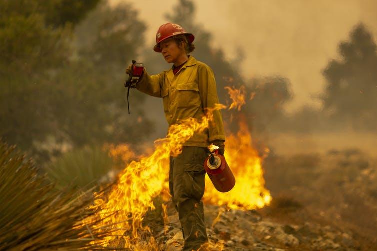 Memerangi Setiap Kebakaran Hutan Karena Perubahan Iklim Alam