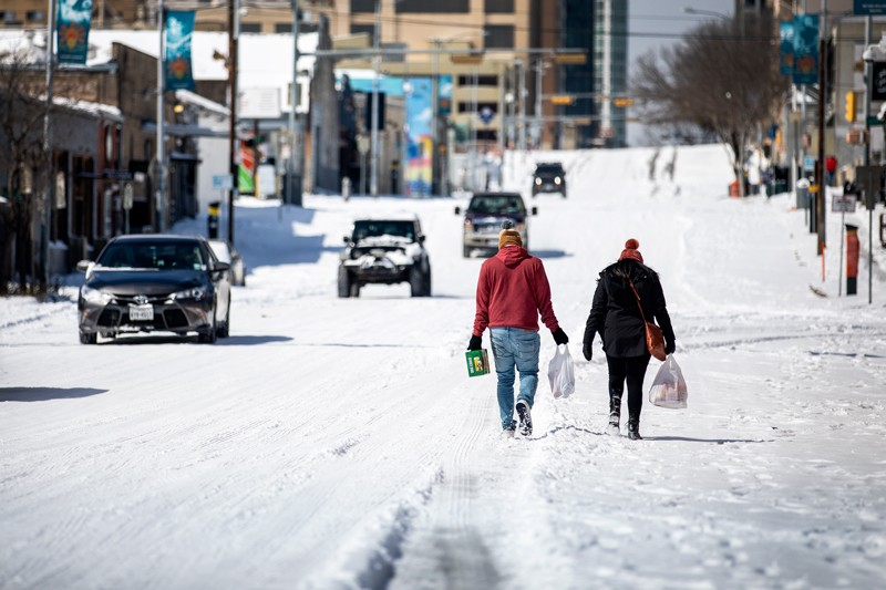 Musim Dingin AS Yang Aneh Terkait Dengan Pemanasan Arktik